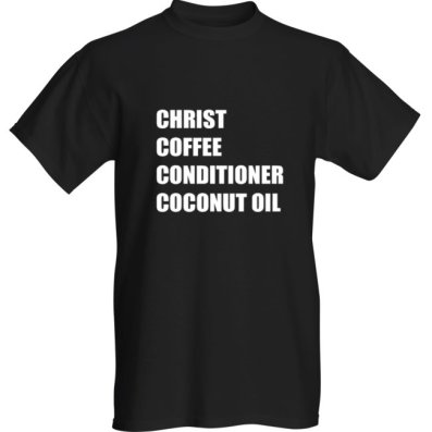 Christ-Coconut Oil